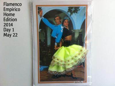 Tag 1 von Flamenco Empirico Home Edition 2014