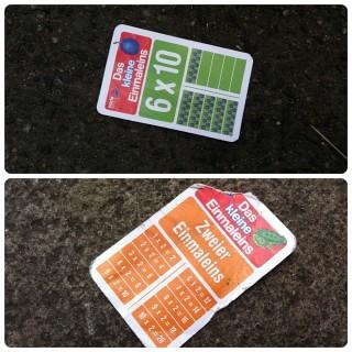 gefunden: Spielkarten mit Grundregeln