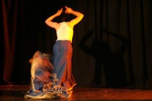 """Choreografie von Yolanda Heredia, Florencio Campos (Cuqui), Belen Maya und Juan Carlos Lerida - 2009 beim Festival Flamenco Empirico, Barcelona, gelernt. In Wien 2009 bei """"Flamenco Fusion"""" von Barbara Höll erstmals gezeigt."""