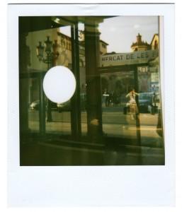 Flamenco Empirico Polaroid Exhibition 2009, Mercat de les Flors, Barcelona