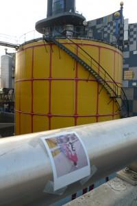 Garbage Incinerating Plant (Müllverbrennungsanlage Spittelau)