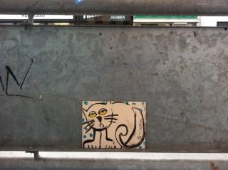 das ist Teil des Catwalks - ich habe bisher zwei dieser Fliesen entdeckt. Wo gibt es noch welche?
