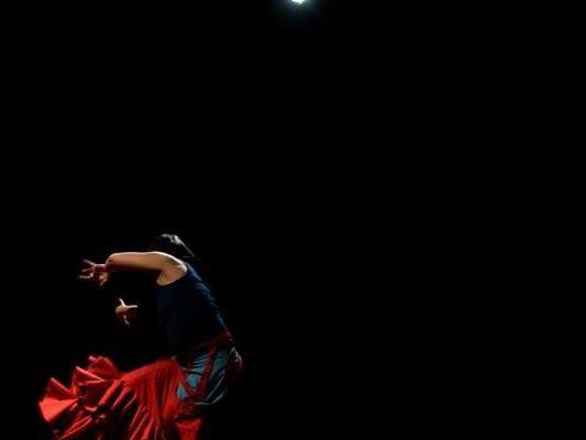 Foto Flamencoperformance nextduo von Julia Petschinka in Athen