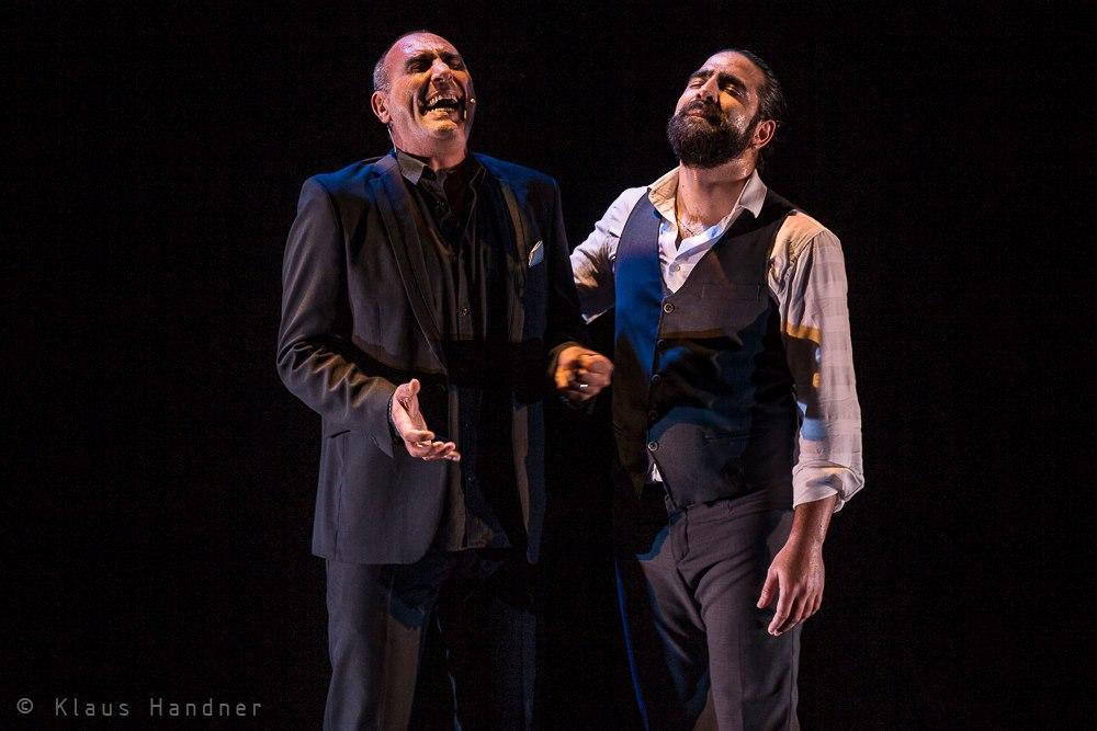 Foto von El Choro und Pepe de Pura _Foto von Klaus Handner