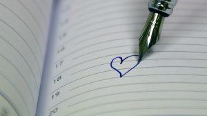 Foto von Kalender mit Herz_Bild von Pixabay