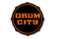 Grafik des Logos der Drum City