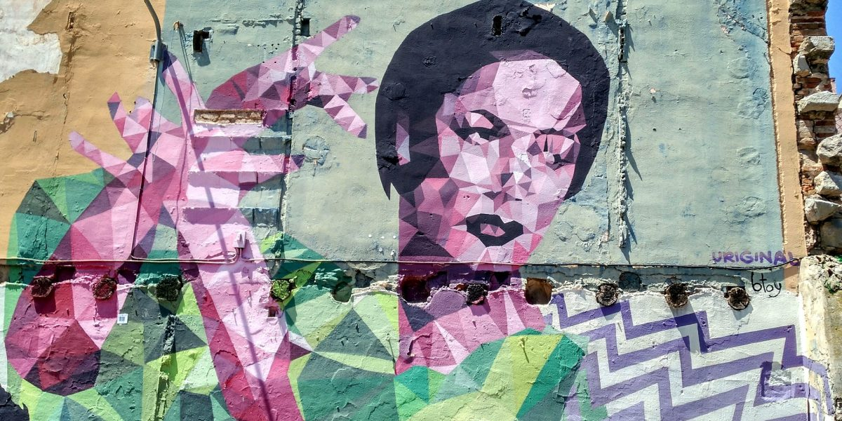 Streetart Carmen Amaya Credit Pixabay