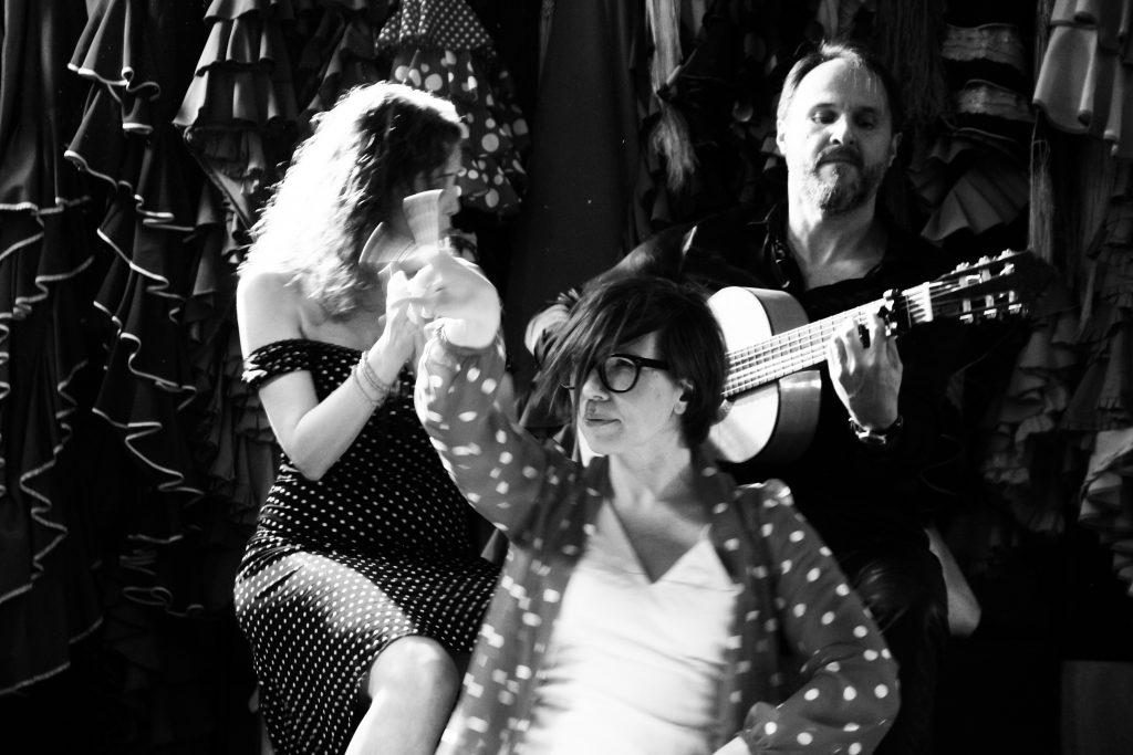 Waschsalon Flamenco Foto von Christopher Spitzenberger